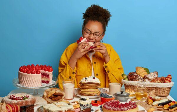 Je mange trop comment faire ?